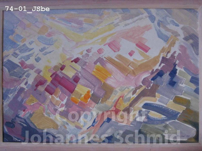 74 Diverse (meist) gerahmte Gemälde - alpinzielplus.com